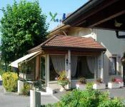 logis hotel de france, saint-cergues