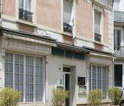 hotel logis nice flore, vichy