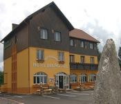logis hotel des roches, saales