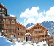 residence odalys les brigues, courchevel