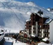 residence odalys le rond point des pistes, tignes