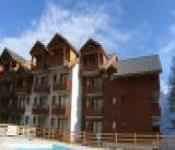 residence residhotel dame blanche, puy-saint-vincent