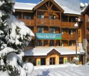 hotel latitudes du golf de courchevel, courchevel