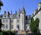 hotel chateau du breuil, cheverny