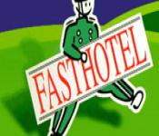 fasthotel, carcassonne