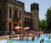 chateau camping le grange fort, issoire